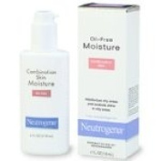 Neutrogena Oil-Free Moisture, Combination Skin, 120ml