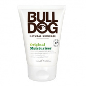 Bulldog Natural Skincare, Original Moisturiser - 100ml, 2 Pack