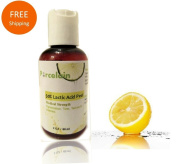 2 oz Lactic Acid 50% Peel for Skin Lightening Wrinkle Acne