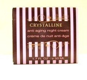 Crystalline Anti Ageing Night Cream - 50ml