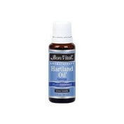 Aromatherapy Bon Vital Hartland Oil 30 Ml/1 Fl Oz. Bottle Add to Facial Steamers, Pedicure Tubs, Whirlpools, Hydroculators, Steam Rooms, Bath, Stone Therapy or Treatments with Moist Towels
