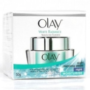 Olay White Radiance Advanced Fairness Cellucent Night Restoring Cream 50G.