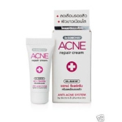 Dr. Somchai Acne Repair Spot Touch Discoloration Gel Anti-acne Pimple Blemish 3g Amazing of Thailand
