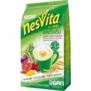 Nesvita Instant Cereal Drink Original Flavour No Cholesterol 14 Sachets Net Wt. 364 G