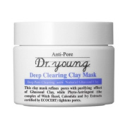 Dr. Young Anti-Pore Deep Clearing Clay Mask