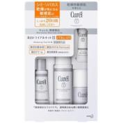 Kao Curel | Face Care | Whitening Trial Kit III Lotin III 30ml, Face Cream 10g, UV Proteciton Milk 10ml
