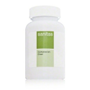 Sanitas Skincare Complexion Clear 120 count
