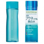Shiseido AQUALABEL Lotion | Acne Care & BIHAKU Water 200g