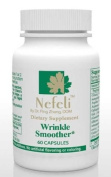 Nefeli Wrinkle Smoother, All Natural, 60 Capsules