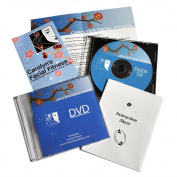 Facial Exercises by Carolyn's Facial Fitness - Value Pack with DVD