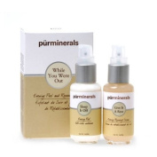 Purminerals Evening Peel and Recovery System - Sleep It Off & Give It a Rest