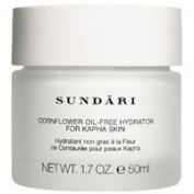 Sundari Cornflower Oil-Free Hydrator for Oily Skin