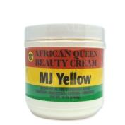 African Queen Beauty Cream Mj Yellow 470ml