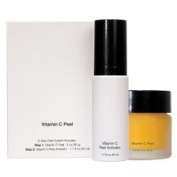 Vitamin C Peel (Vibran-c) - 2 Step Facial Peel + Activator System - For a Vibrant Radiant Complexion