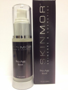 Pro-Age Boost By SkinMor TM Relaxes facial muscles Reduces the appearance of wrinkles