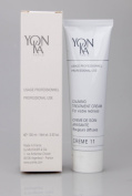 YONKA CREME 11 Calming Treatment Cream For Visible Redness 3.52 oz 100ml Huge Big SIZE