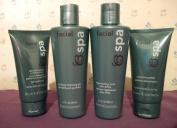 BeautiControl Spa Facial Skin AHA Oily Skin Set-4 Items