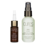 Cures by Avance Line Refine Serum and Activator 60ml