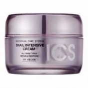 Korean Cosmetics Hanbul ICS Snail Intensive Cream 50ml