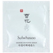 30X Sulwhasoo Sample Snowise Whitening Serum 1 ml. Super Saver Than Normal Size