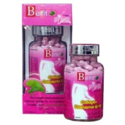 Be-fit Collagen Plus Capsules Marine Protein, 60 Capsules,thanyaporn Herbs