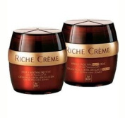 Riche Crème Wrinkle Smoothing Day & Night Cream Duo.......... Nourish. Regenerate