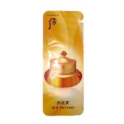 60X The History Of Whoo Sample Qi & Jin Cream 1 ml. Super Saver Than Normal Size