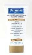 Dermasil Labs Oil Free Daily Retinol Facial Cream 60ml