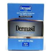 Dermasil Oil Free Nightly Moisturiser with Vitamin A & E 50ml