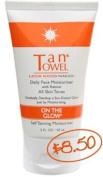 TanTowel on the Glow Self Tanning Daily Face Moisturiser with Retinol 50ml
