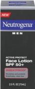 Neutrogena Men's Active Protect Face Lotion SPF 50+, 70mls