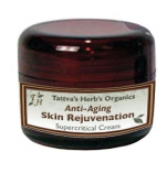 Anti-ageing (Skin Rejuvenation) Facial Cream - Made From Organic, Supercritical Extracts, 60ml