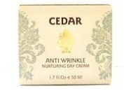 Cedar Anti-Wrinkle Nurturing Day Cream - 50ml