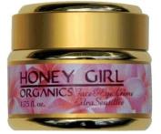 Honey Girl Organics Face and Eye Creme Extra Sensitive -- 50ml