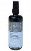 Indian Meadow Herbals Wild blueberry cream for mature skin USDA Certified 50ml