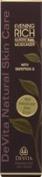 Devita Natural Skin Care 0734103 Evening Rich Nutritional Moisturizer - 2.5 fl oz