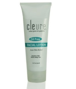 Cleure Oil-free Facial Lotion - Sensitive Skin Relief 180ml