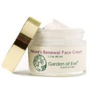 Garden of Eve Nature's Renewal Anti-ageing Moisturising Face Cream (Normal, Sensitive, Anti-ageing, Dry Skin)(Certified Organic Ingredients) 40ml