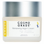 Cosmo Grade Renewing Night Cream, Dry Skin