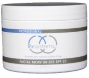 RxSystems Facial Moisturiser SPF 35 240ml