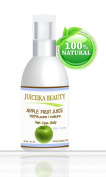 Juiceika Apple Fruit Juice 100% Pure/ Natural Juice for Face, Hair and Body 2 oz- 60 ml