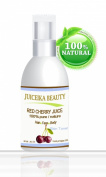 Juiceika Red Cherry Juice 100% Pure/ Natural Juice for Face, Hair and Body 2 oz- 60 ml
