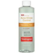 Neutrogena Oil-Free Acne Stress Control Triple-Action Toner-8 oz