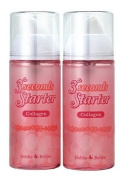 KOREAN COSMETICS, ENPRANI_ HolikaHolika, 3 Seconds Starter 150ml * 2ea (elastic / moisturising collagen)[001KR]