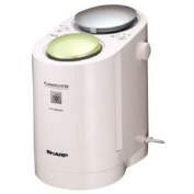 SHARP Plasma cluster steamer .green. [Japan import]