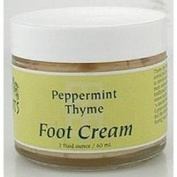 Four Elements Peppermint Thyme Foot Cream Creams