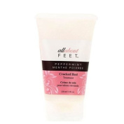 All About Feet Cracked Heel Treatment - Peppermint Foot Care Products