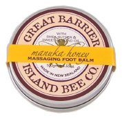 Great Barrier Manuka Honey Massaging Foot Balm