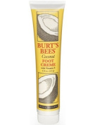 PACK OF 3 EACH BURTS BEES FOOT CREME COCONUT 130ml