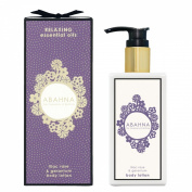 Abahna - Lilac Rose & Geranium Body Lotion 250ml